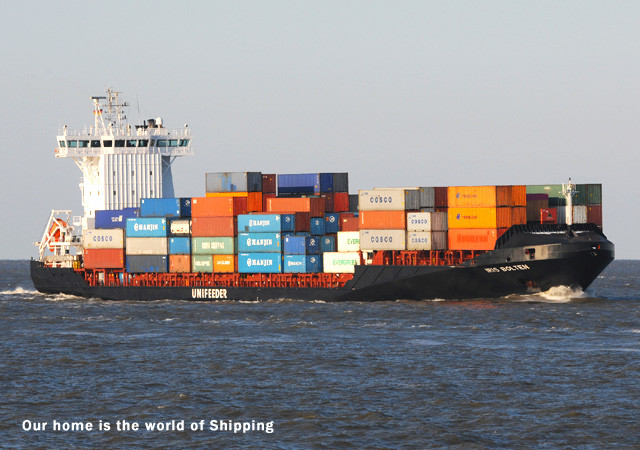 HMB Our home ist the world of Shipping
