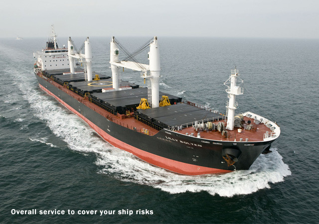 HMB Overall service to cover your ship risks