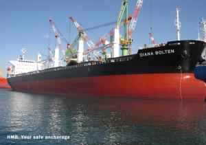 HMB Your safe anchorage